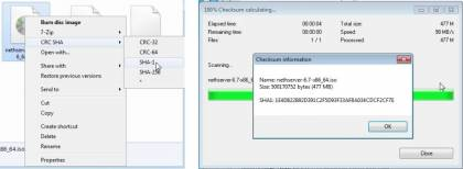 userguide:checking_iso_file_integrity [NethServer Wiki]